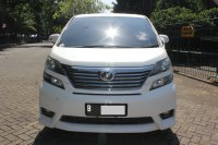 Jual TOYOTA VELLFIRE Z AUDIO LESS AT PUTIH 2011