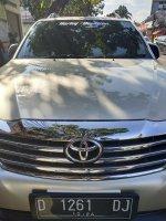 Jual Cepat>>> Toyota Fortuner G TRD Sportivo 2011 Diesel MULUS