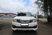 Jual Toyota: FORTUNER G TRD AT PUTIH 2012