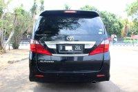 Toyota: Alphard G ATPM Hitam 2010 (IMG_6894.JPG)