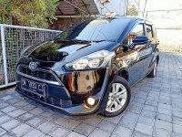 Jual Toyota: oyota Sienta G 1.5 CVT Matik Tiptronic 7 Speed pemakaian Januari 201