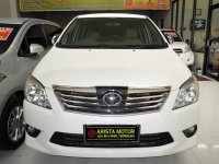 Toyota: Grand Innova G DSL'13 AT Putih Tg1 Pjk Juli'17 Jok Kulit Wood Panel (DSCN5760.JPG)
