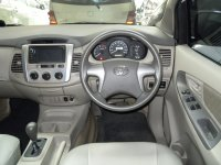 Toyota: Grand Innova G DSL'13 AT Putih Tg1 Pjk Juli'17 Jok Kulit Wood Panel (DSCN5765.JPG)