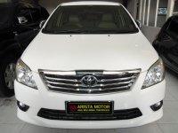 Toyota: Innova G Diesel MT Putih KF Vkool 2012 Mobil Sangat Terawat