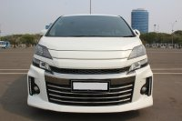 Toyota: FLASH SALE MURAH VELLFIRE Z GS AT 2013 PUTIH