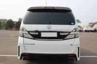 Toyota: FLASH SALE MURAH VELLFIRE Z GS AT 2013 PUTIH (IMG-20200709-WA0025.jpg)