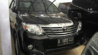 Jual Toyota Fortuner V 2013 4x4 automatic langka