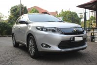 Jual Toyota: HARRIER 2.0 AUDIO LESS AT SILVER 2014 - UNIT TERAWAT