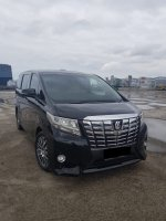 Jual TOYOTA ALPHARD G 2.5 AT 2016