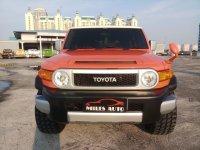 Jual Toyota: FJ CRUISER 4X4 NIK 2014 Pmk 2015