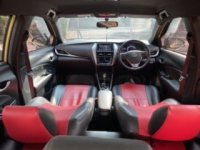 Jual TOYOTA YARIS S LTD TRD AT Kuning Stabilo 2019