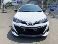 Jual Toyota: YARIS S TRD LTD 2019 putih super gresss