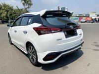 Toyota: YARIS S TRD LTD 2019 putih super gresss (1DC661B8-2D79-418B-AE32-2CF245261EA0.jpeg)