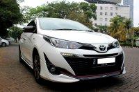 Jual Toyota: yaris s trd sportivo putih 2019 LIKE NEW
