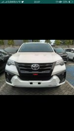 Jual Toyota: PROMO NEW Fortuner TRD 2019 last stok unit langka