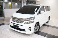 2013 Toyota Vellfire Z Golden ce Eyes  facelift Mulus TDP 82jt