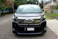 Jual Toyota: VELLFIRE G AT HITAM 2015 - GOOD CONDITION