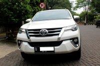 Jual Toyota: fortuner vrz 2016 harga bersahabat siap pakai
