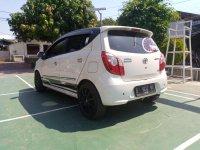 Jual Toyota Agya G 2014 Automatic