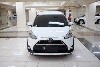 Jual 2016 Toyota Sienta V CVT at 1.5 Antik Pemakaian Pribadi tdp46jt