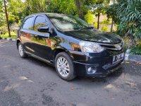 Jual Toyota Etios 1.2 G Valco M/T 2016 Black
