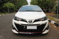 Jual TOYOTA YARIS S TRD AT PUTIH 2019