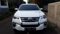 Jual Toyota Fortuner VRZ Diesel Automatic Thn.2019