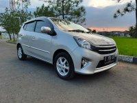 Jual Toyota Agya 1.0 G M/T 2016 Silver