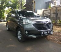 Jual Toyota: Grand Avanza G matic 2017 Mantull//CashKredit