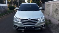Jual Toyota Innova G Luxury 2.0 cc Automatic Th'2014
