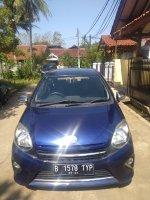 Jual Toyota Agya G 1.2 cc 2014 MT