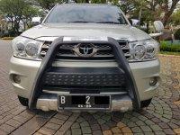Jual Toyota Fortuner 2.7 G Lux AT Bensin 2006,Gagah Dengan Biaya Hemat