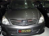 Jual Toyota: Innova G DSL'10 MT Grey Pjk Pjg Feb'18 Mobil Sangat Terawat Bagus