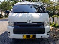 Toyota Hiace MT 2017,Andalan Bisnis Terpercaya