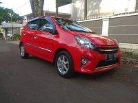 Jual Toyota agya 2015 matic type g