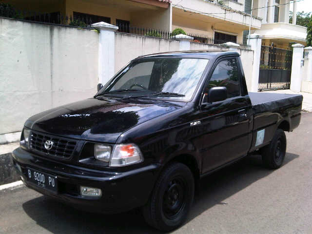 Toyota Kijang Pick Up 1.8cc Manual Th.2001 - MobilBekas.com
