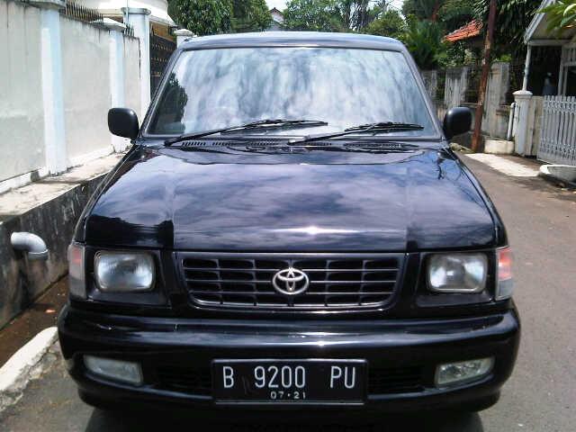 Toyota Kijang Pick Up 1.8cc Manual Th.2001 - MobilBekas.com