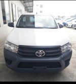 All New toyota hilux single cabin 2019 free saty unit