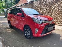 Jual Toyota Calya 1.2 G A/T 2016 Red
