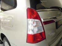 Toyota: Grand Innova G BSN'14 MT Silver Pjk Juli'17 Grill BSR Mobil SGT Bagu (DSCN6368.JPG)