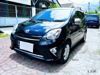 Jual Toyota: UMT 17Jt Agya G 2016 Low KM Mulus Super Istimewa