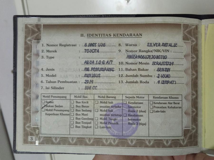 - words0fmine : Jasa Perpanjangan STNK BPKB Motor Mobil ...