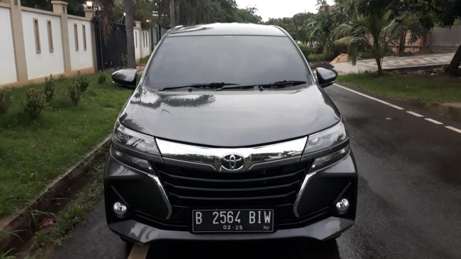 Toyota All New Avanza G 1 3 Cc Th U0026 39 2020  2019 Manual