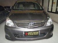 Toyota Kijang: Grand Innova G Bsn'11 MT Grey Pjk Sept'17 Warna Favorit Mobil Terawa
