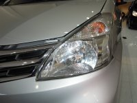 Toyota: New Avanza G'13 AT Silver Tg1 Roof Reel AC Double Mbil Bgus (DSCN5861.JPG)