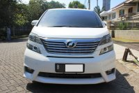 Toyota: VELLFIRE Z AUDIO LESS AT PUTIH 2011 (1.JPG)