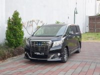 Jual Toyota Alphard hybrid CBU brand new nik 2017