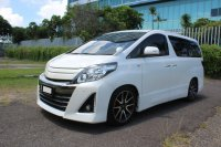 Jual Toyota: ALPHARD GS AT PUTIH 2013 - GOOD CONDITION