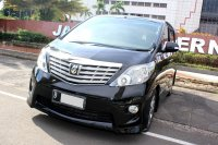 Toyota: ALPHARD S AUDIO LESS AT 2010 HITAM (IMG_9021.JPG)