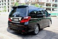 Toyota: ALPHARD S AUDIO LESS AT 2010 HITAM (IMG_9024.JPG)